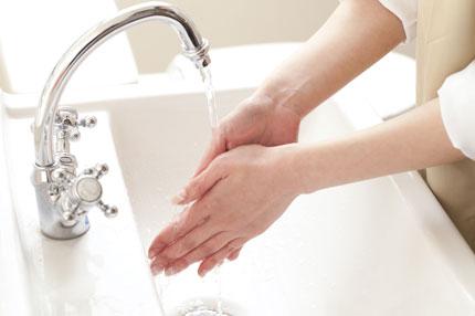 手洗いうがい