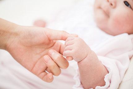 乳児湿疹とカモミール