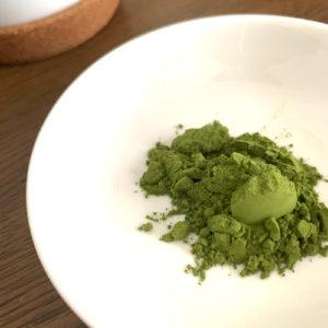 大阪茶会さんの鹿児島さつま茶パウダー